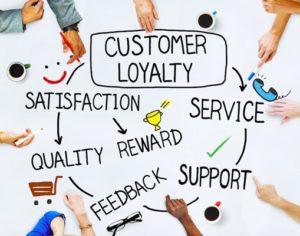 khách hàng trung thành