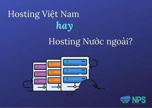 thuê hosting