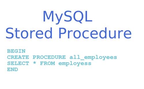 procedure là gì