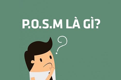 posm là gì