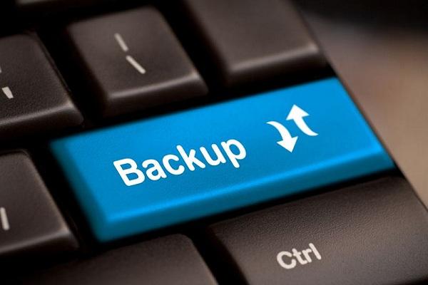 backup là gì