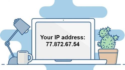kiểm tra ip máy tính