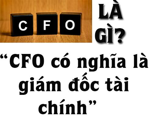 CFO là gì