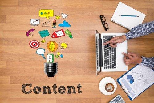 viết content
