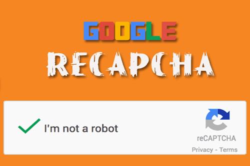 recaptcha là gì