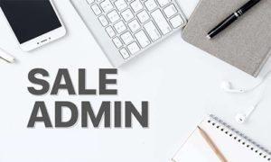sale admin là gì