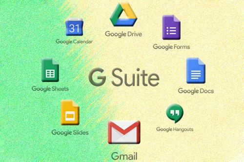 g suite là gì