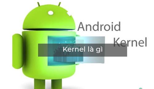 kernel là gì
