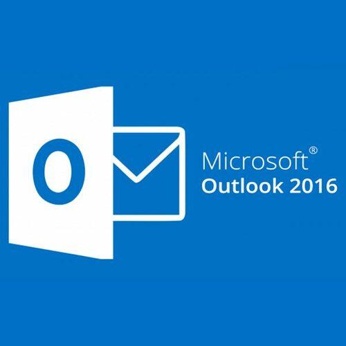 cách sử dụng outlook 2016
