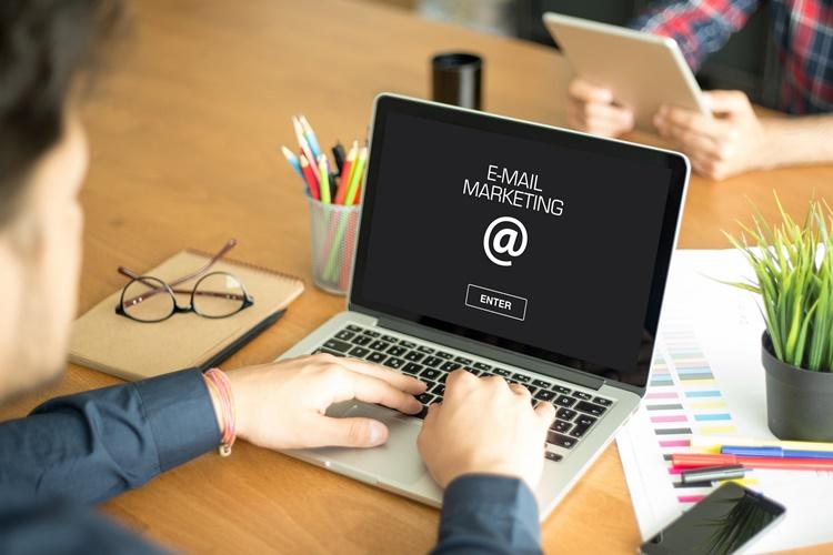 cách tạo email marketing