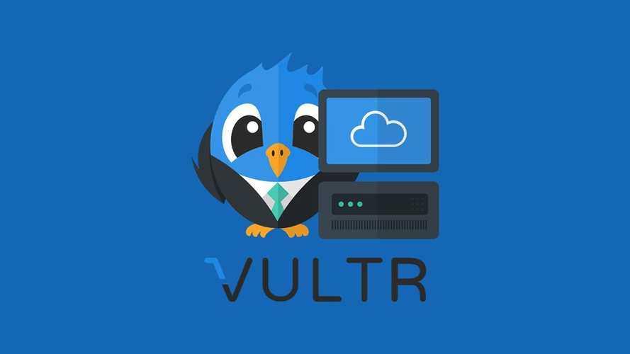 cấu hình máy chủ VPS Vultr