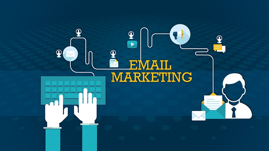 cung cấp dịch vụ email marketing