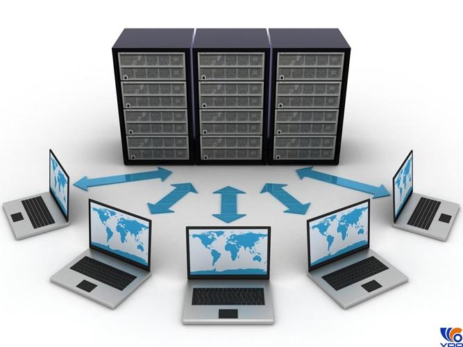 dịch vụ cho thuê server