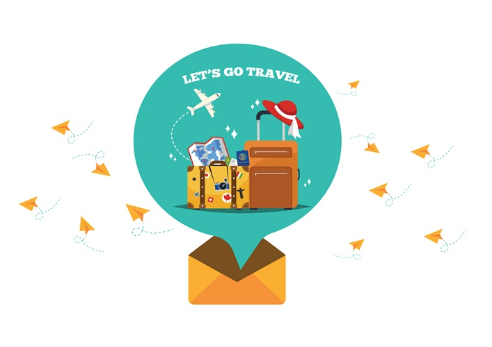 dịch vụ email marketing du lịch