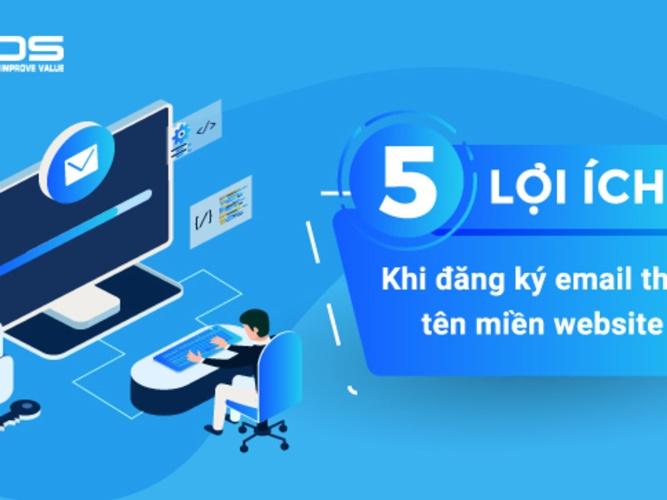 dịch vụ email tên miền website