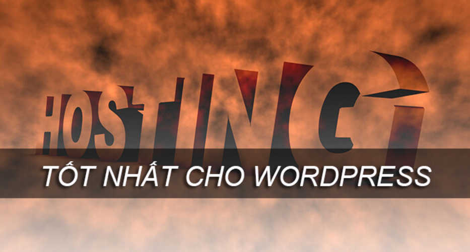 hosting cho wordpress