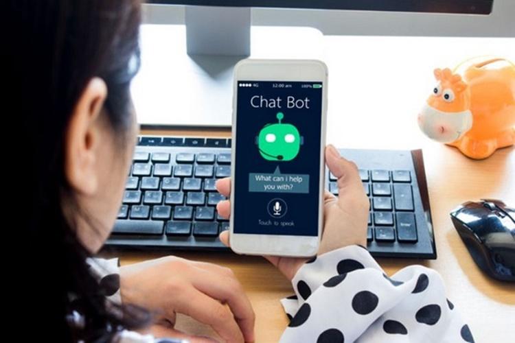 lập trình chatbot