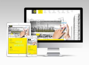 nhận thiết kế website tại nhà