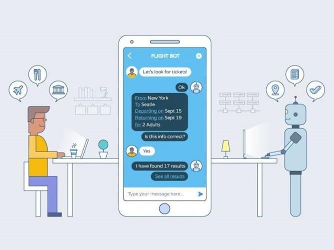 xây dựng ứng dụng chatbot