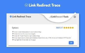 Redirect link