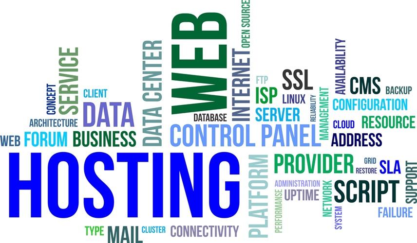hosting website là gì