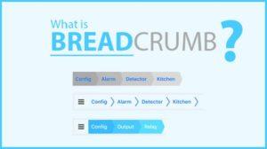 bread crumbs là gì