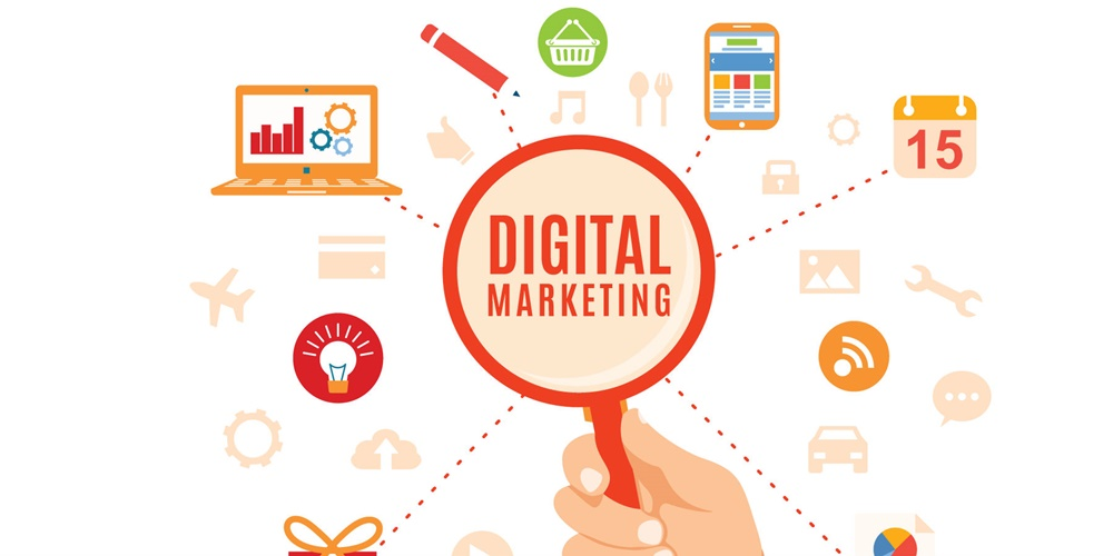 digital marketing bao gồm những gì
