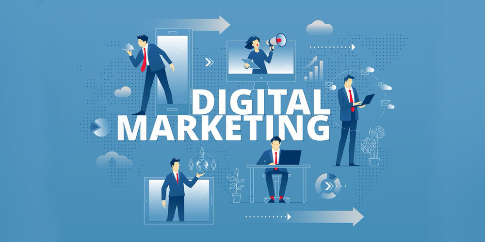 digital marketing là làm gì