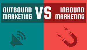 inbound và outbound marketing là gì