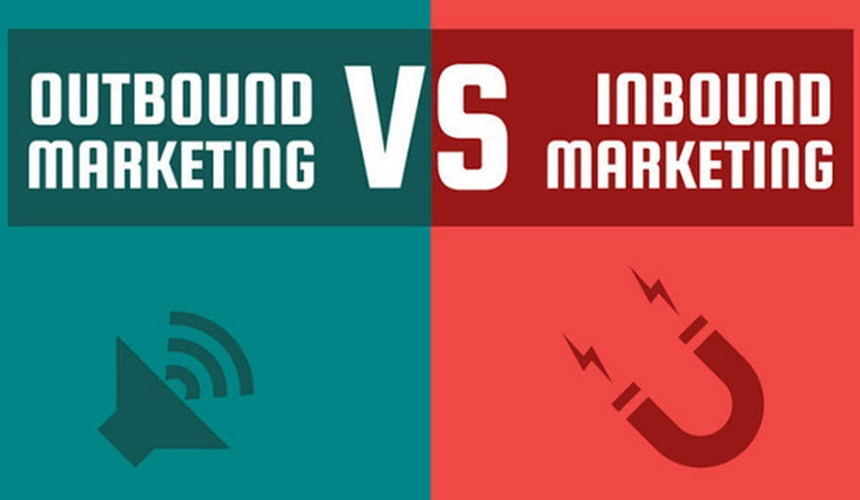 inbound và outbound marketing là gì