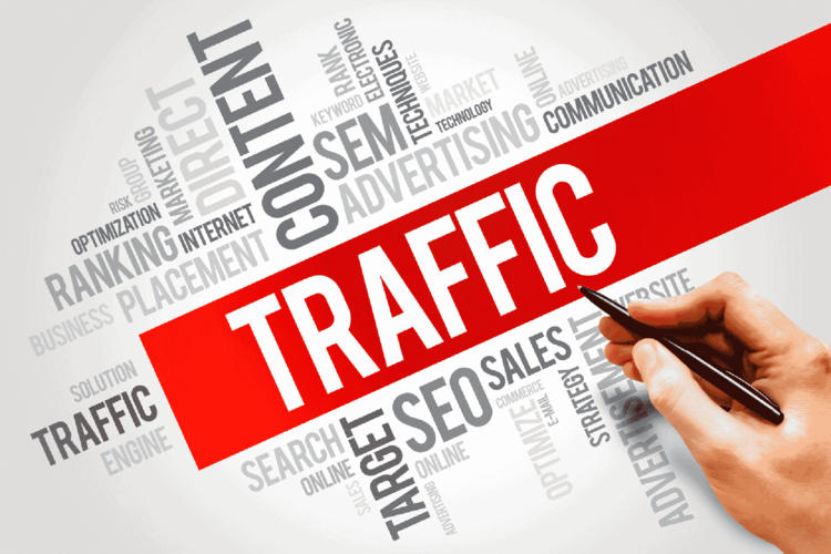 kiểm tra traffic website