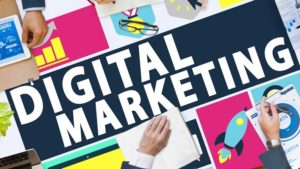 lớp học digital marketing
