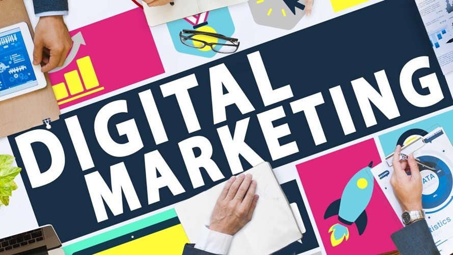 ngành digital marketing