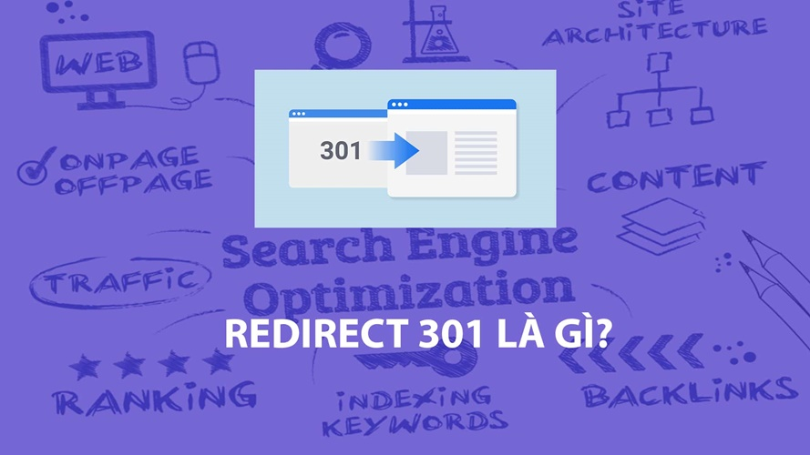 redirect 301 là gì
