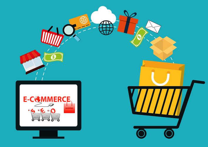 kinh doanh thương mại điện tử