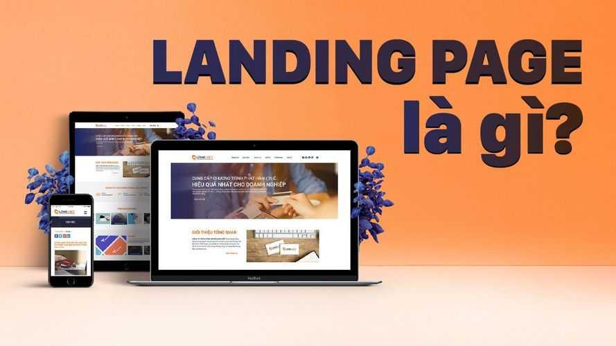 Landingpage là gì