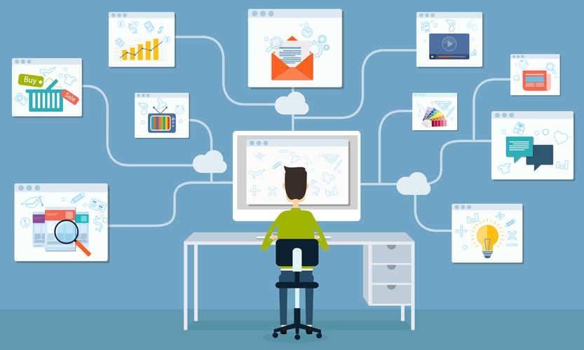 lớp học Marketing Online