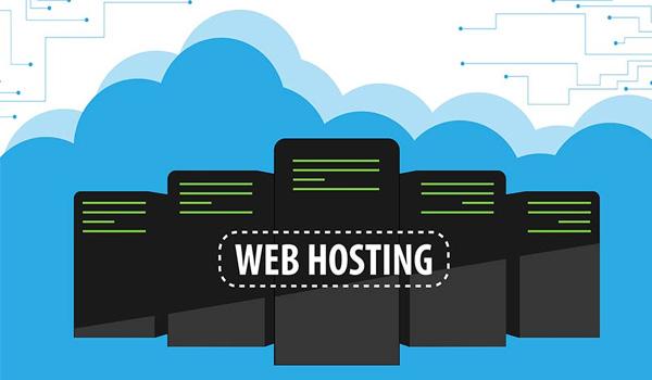 dịch vụ web host