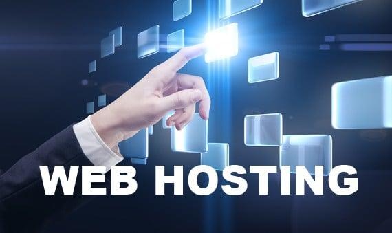 phí hosting