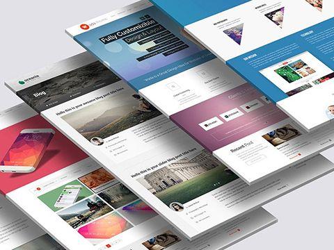 bảng giá thiết kế Website