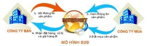 mô hình thương mại điện tử