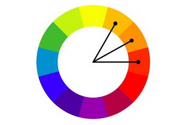 phối màu trong thiết kế