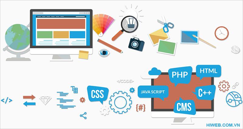 thiết kế Web là gì