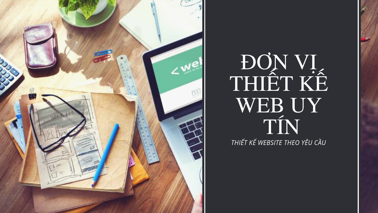 thiết kế Web uy tín