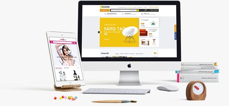 thiết kế Website giá rẻ Hà Nội
