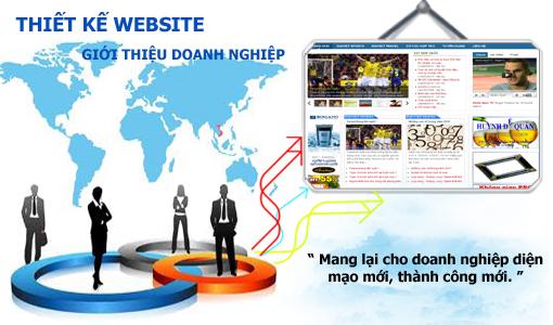 Website doanh nghiệp