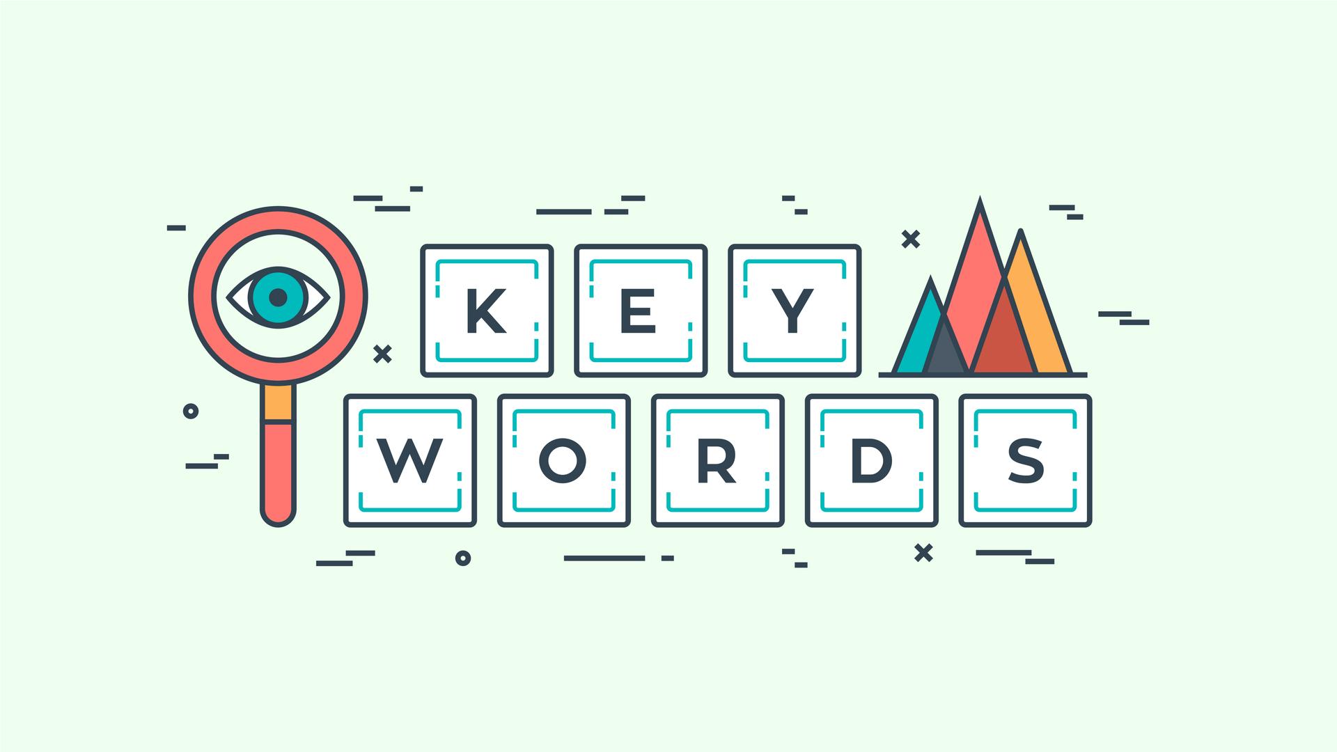 Organic Keywords là gì