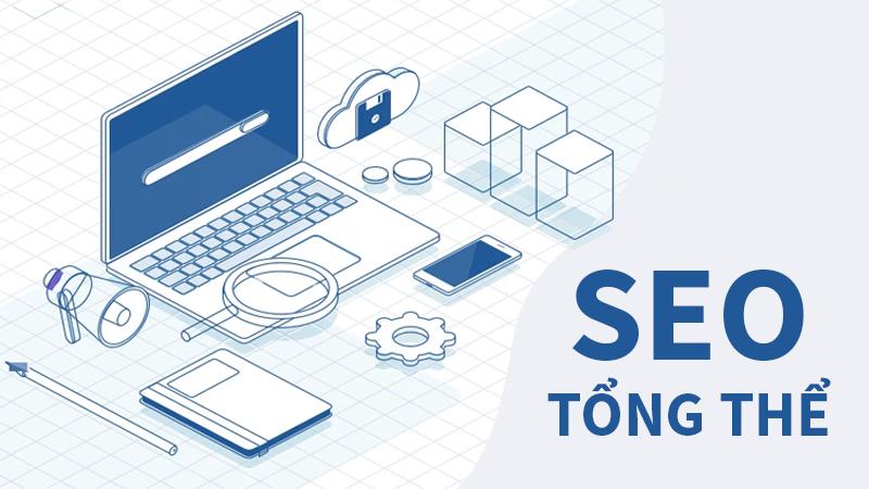 dịch vụ SEO Website tổng thể
