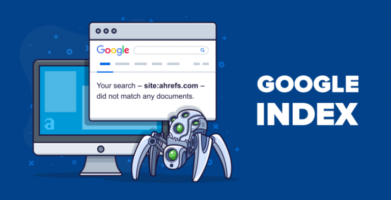 kiểm tra index của website