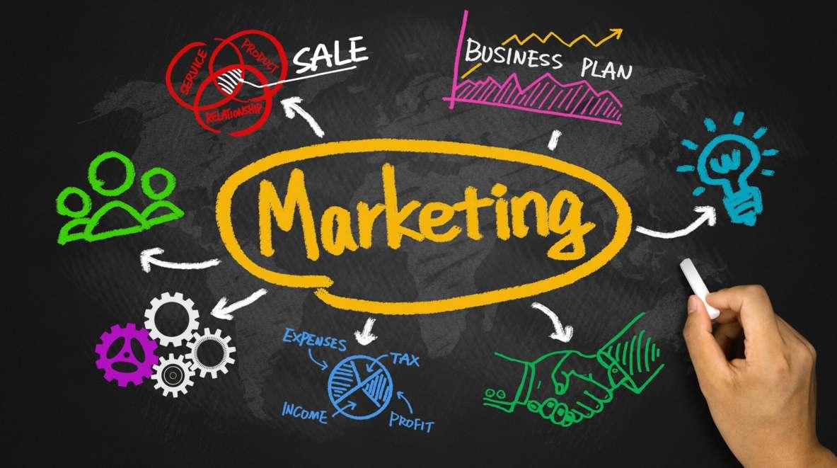marketing gồm những mảng nào